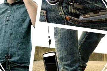 handysicherung, festival gadget